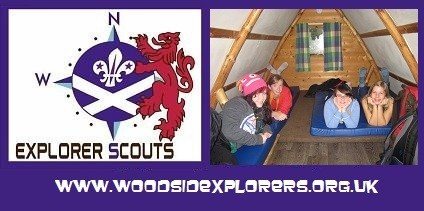 Woodside Explorer Scout Unit