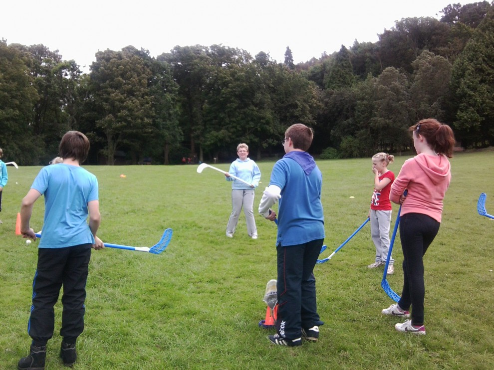 2012-09-08 Scout Guide Bonaly Camp
