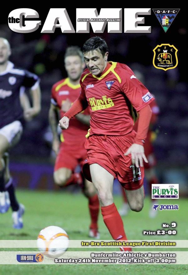 The Game, Dumbarton