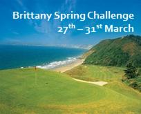 Brittany Spring Challenge GW E-shot