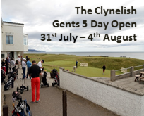 Clynelish 5 Day Open