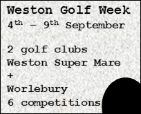 Weston Golf Week